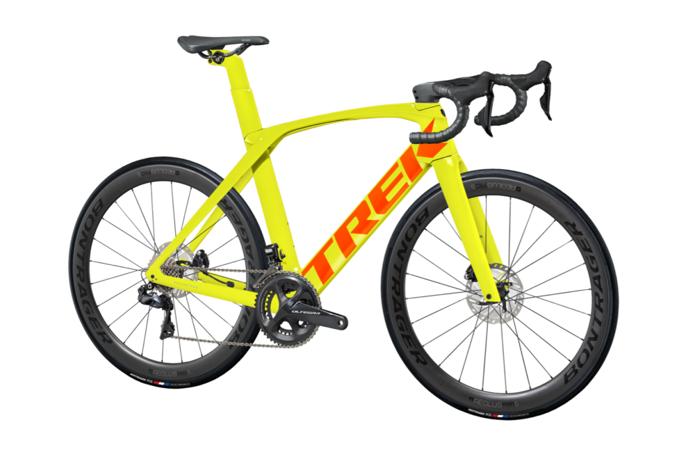 Trek Madone SLR 7 58 Radioactiv Yellow/Radioactiv Orange