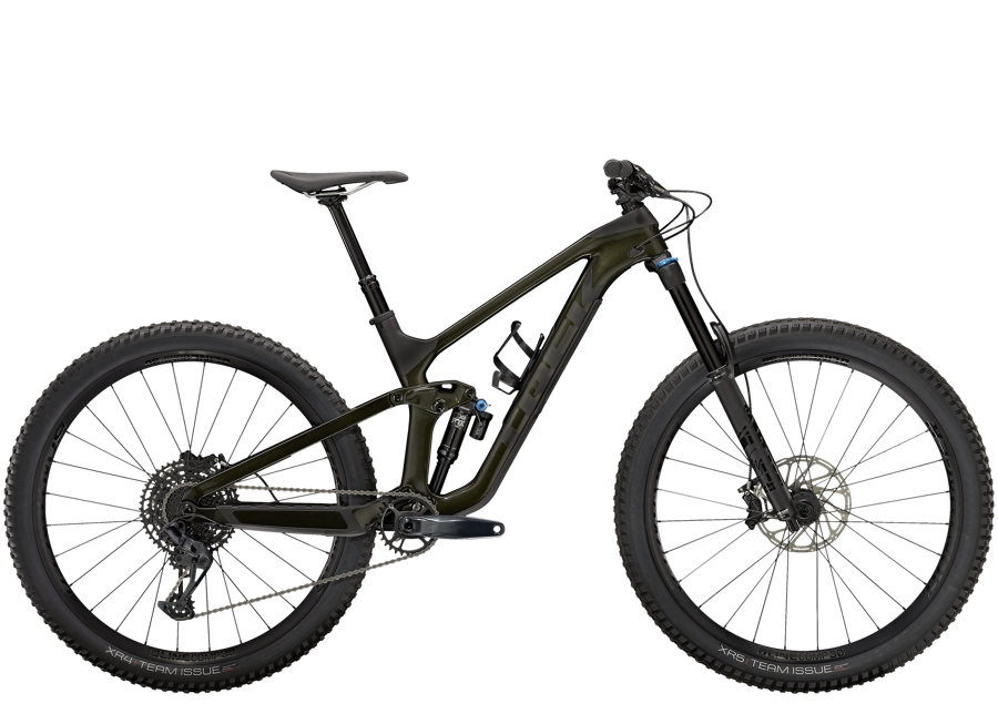 Trek Slash 9.7 ML (29  wheel) Black Olive/Carbon Smoke