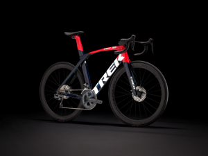 Trek Madone SLR 7 58 Navy Carbon Smoke/Viper Red